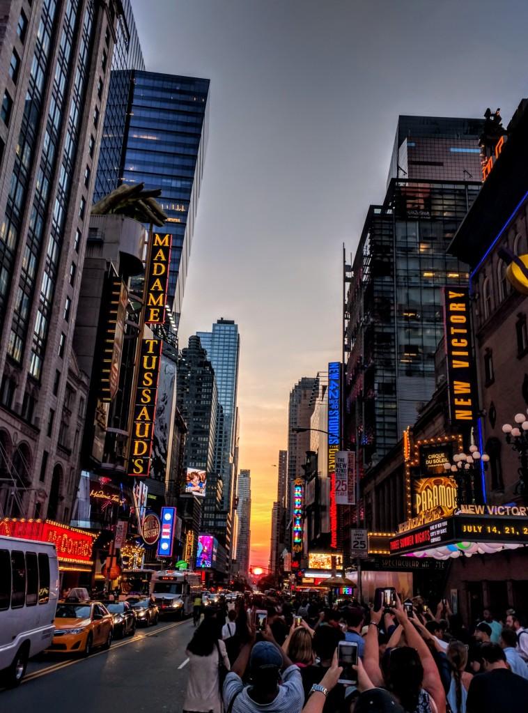 5 Weeks of Summer in New York City – A Love Story. Read the full post at The Savorist (www.thesavorist.com). #TimesSquare #Manhattanhenge #NewYorkCityLife #NYC #Manhattan #Travel #Travelogue #Photography